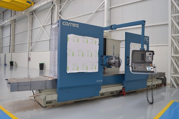 Bed type milling machine CORREA A30/30 -  630183