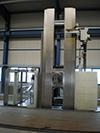 Fresadora columna móvil Correa SUPRA 90