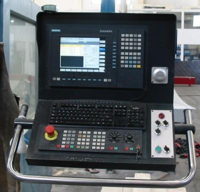 Gantry type CORREA PANTERA milling machine