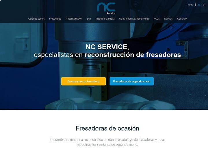 New Website www.ncservice.com