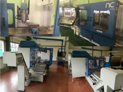 Refurbished milling machine CORREA CF22/25