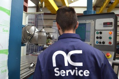 Formación Dual en NC Service