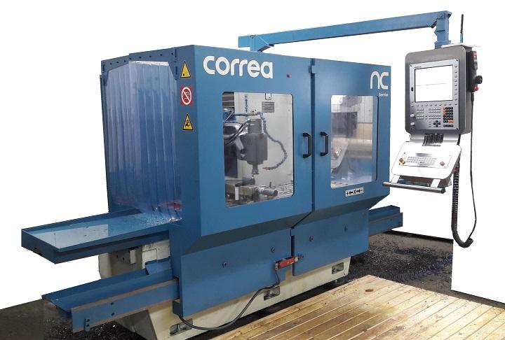 Fresadora CORREA A10