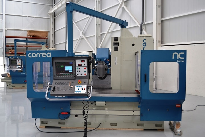 Fresadora CORREA CF17 - 9685607