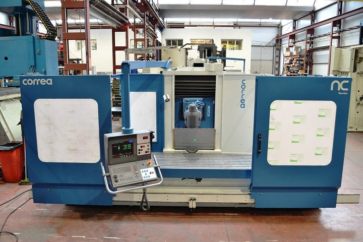 Bed type milling machine CORREA A25/30 - 9253802