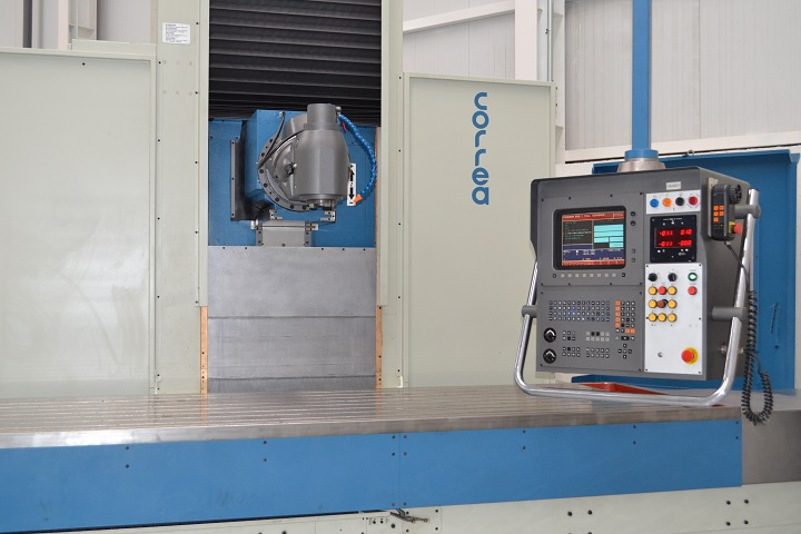 Bed type milling machine CORREA A30/40 - 6300110