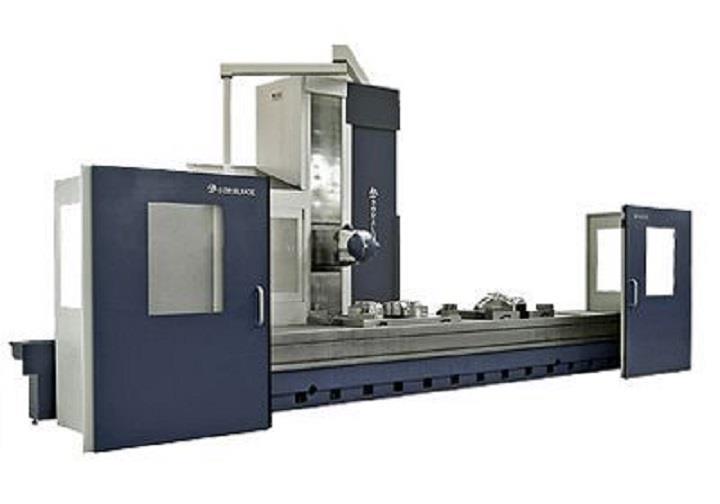 Milling machine SORALUCE SM8000 - 1999