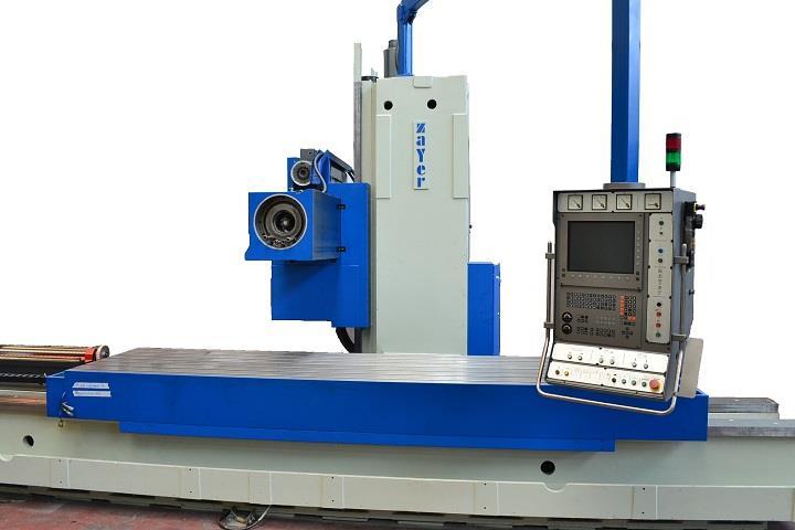Bed type milling machine ZAYER 30 KF 4000