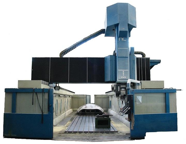 Gantry milling machine CORREA PANTERA