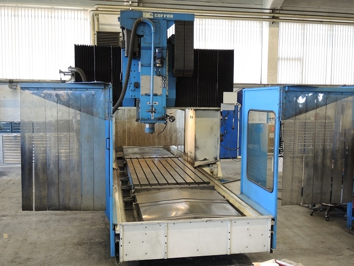 Bridge milling machine CORREA FP30/30 - 8900205