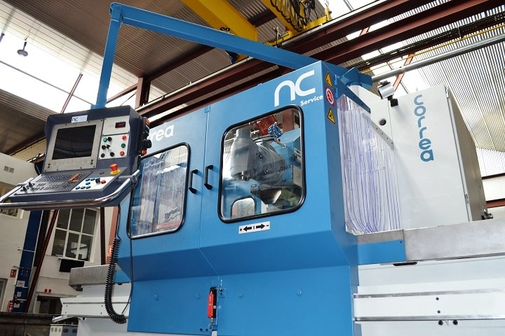 Milling machine CORREA CF22/25 - 9671402