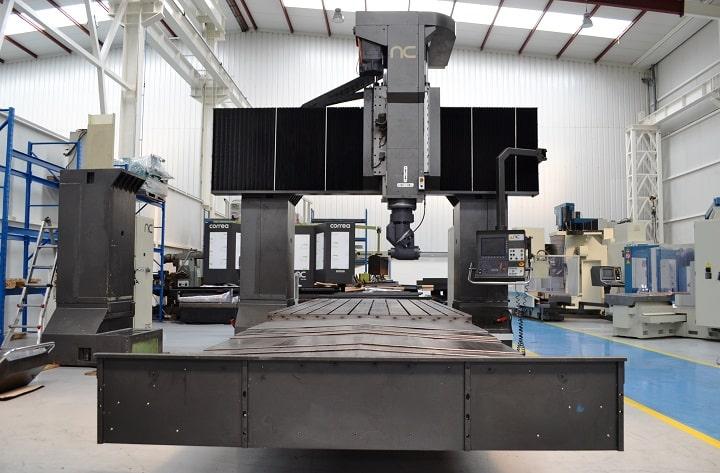 Milling machine CORREA FP40/40 – 895203