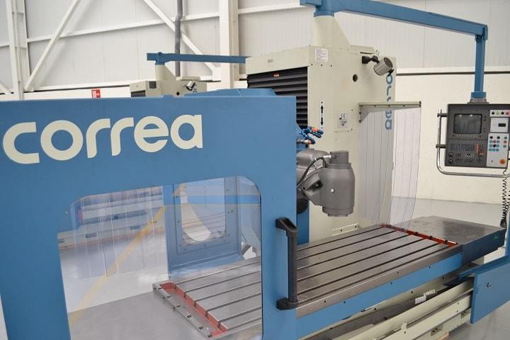 Fresadora bancada CORREA CF22 – 9670107