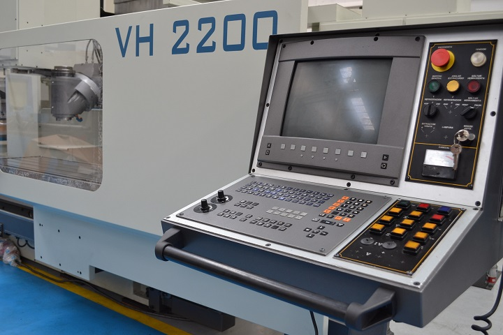 Fresadora bancada ANAYAK VH-2200