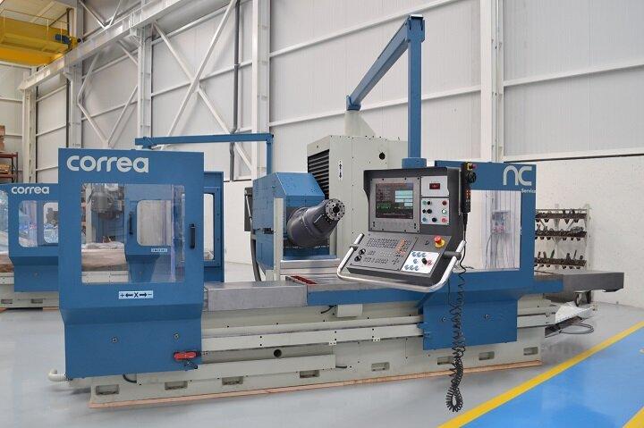 Bed type milling machine CORREA CF22/25-PLUS - 967396