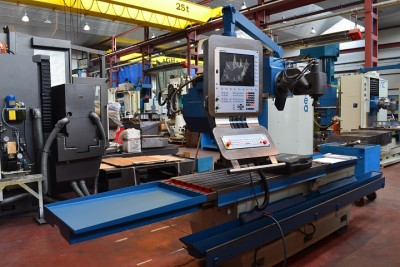 Bed type CORREA A10 milling machine