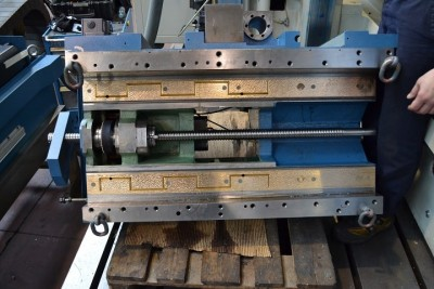 Bed type milling machine CORREA CF17 – 9685607