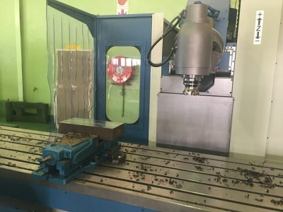 Bed type CORREA CF22/25 milling machine - 9670905
