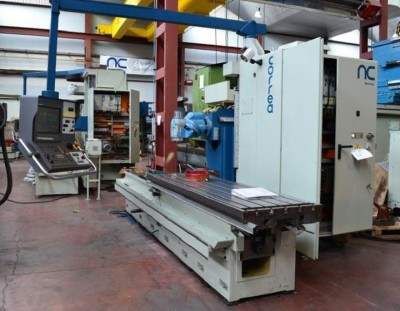 Bed type CORREA CF22/25 milling machine - 9672001