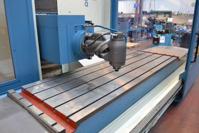 Bed type milling machine CORREA CF25/25