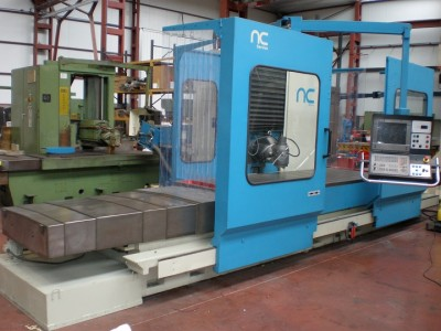Bed type milling machine CORREA A30/30 - YOM 1999
