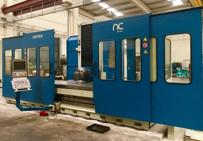 CORREA L30/43 milling machine retrofitted by NC Service