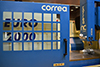 Bridge type milling machine CORREA EURO 2000