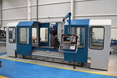 Used milling machine CF22/25 retrofitting by NC Service