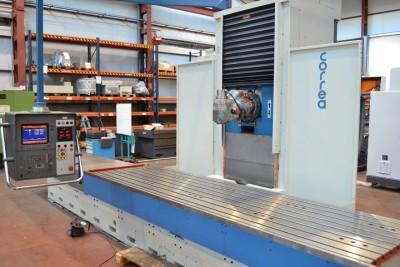 Fresadora Correa A30/40 - 6300110 - Nicolás Correa Service