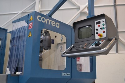 Bed type milling machine CORREA CF17 - 9685506