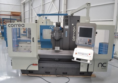 Bed type milling machine CORREA A16 – 9681305
