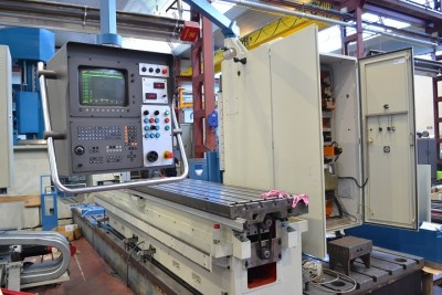 Bed type milling machine CORREA CF22/25 – 9670311