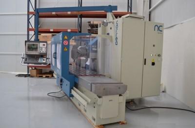 Bed type milling machine CORREA CF22/25 - 9671102