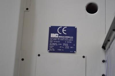 Fresadora bancada CORREA CF22/25 - 9671102