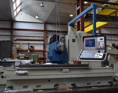 Bed type milling machine CORREA CF22/25 - 9671102