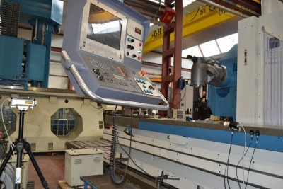 Bed type milling machine CORREA CF22/25 - 9671905