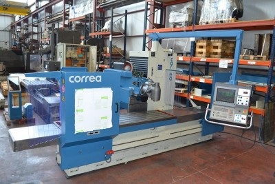 Bed type CORREA CF22/25 milling machine – 9672011