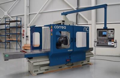Fresadora bancada fija CORREA CF17D