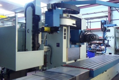 Bed type milling machine CORREA A25/25 - 9253906