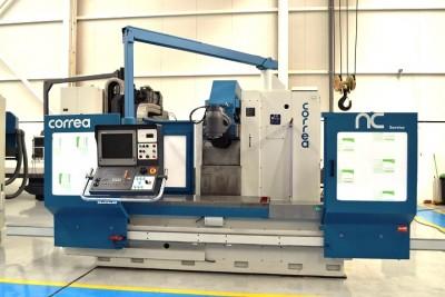 Bed type milling machine CORREA CF17D - 968732