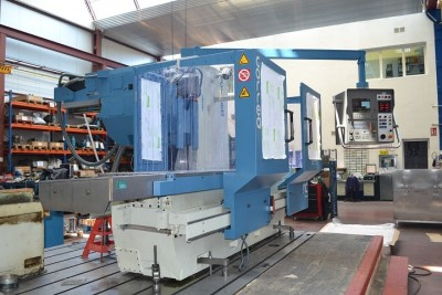 Refurbished CORREA CF20/20 milling machine – 9691002