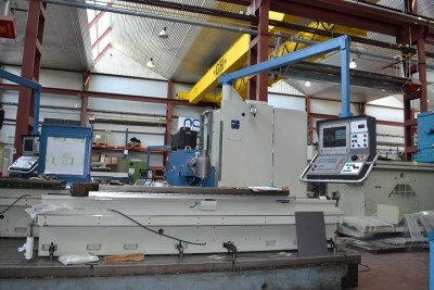 Bed type milling machine CORREA CF22/25-PLUS - 9672804