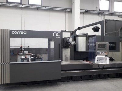 Bed type milling machine Correa DIANA 25 - 624024