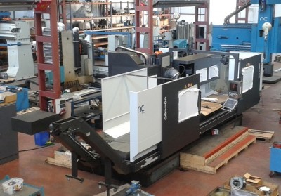 Bed type milling machine Correa DIANA 35 - 624057
