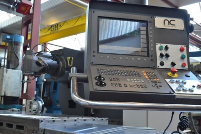 Bed type milling machine CORREA PRISMA20