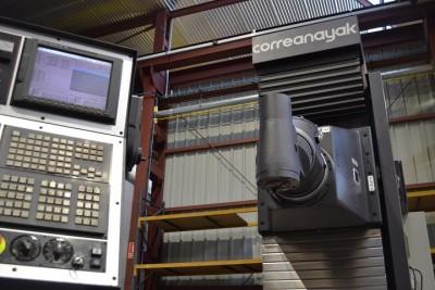 Fresadora columna móvil Anayak HVM 3300