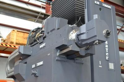 Fresadora columna móvil ZAYER KM-11000 - 61023