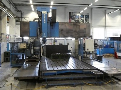Gantry milling machine CORREA FPM60 - 8800901