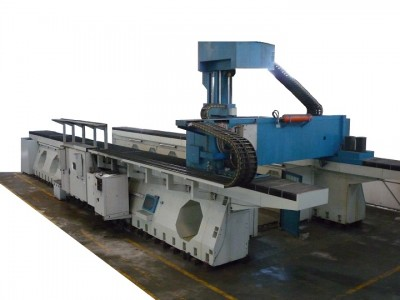Gantry type CORREA PANTERA milling machine