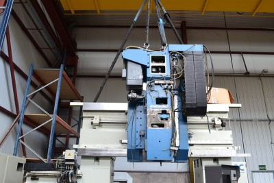 Bridge type milling machine CORREA FP30/40